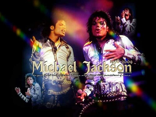 MICHAEL JACKSON ♔∞★∞♪#BAD*ERA ♪∞★∞♔ wolpeyper