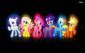 MLP Wallpaper - my-little-pony-friendship-is-magic-oc wallpaper