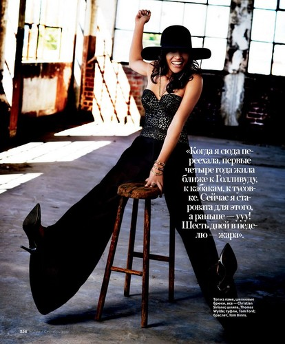 MRod in InStyle Russia - September 2012