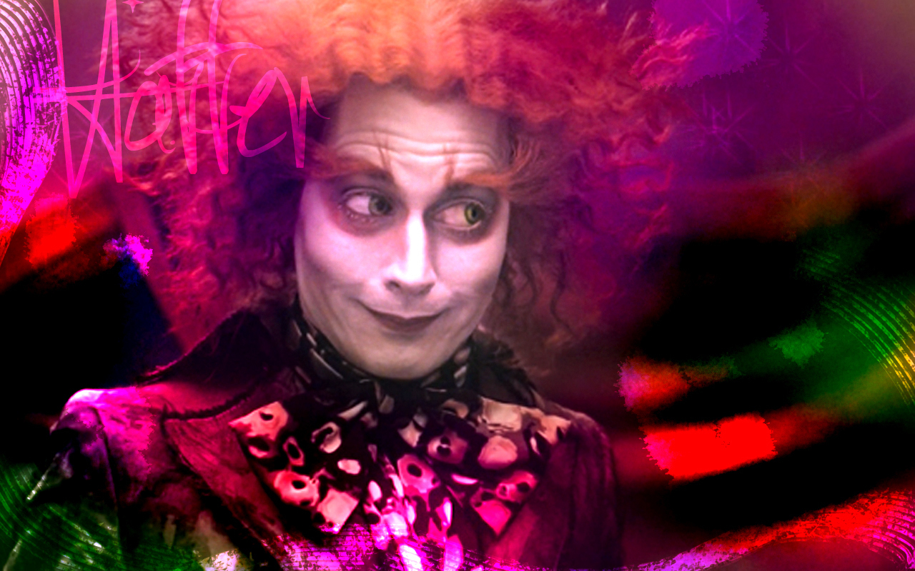 johnny depp 39 s movie characters images mad hatter hd