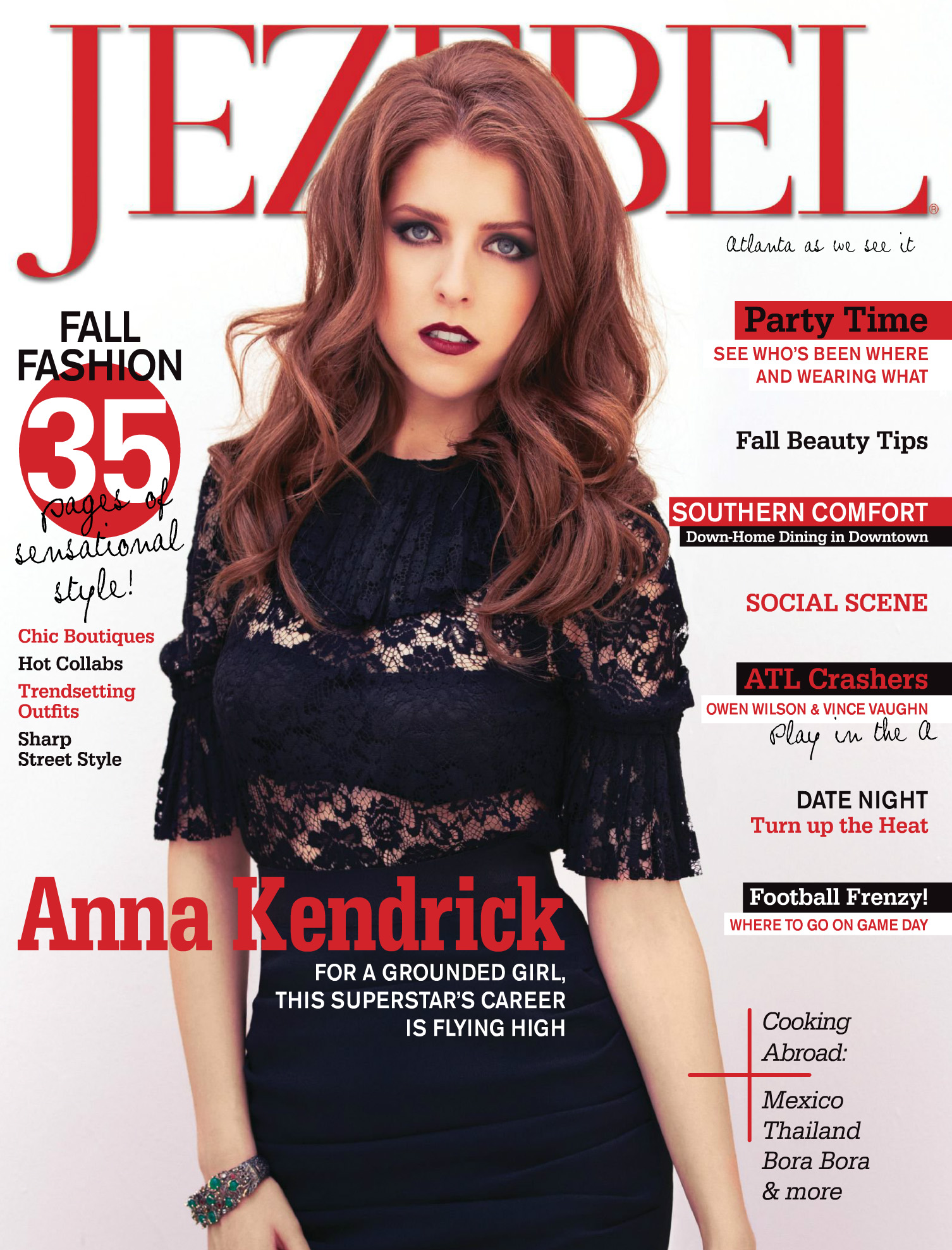Anna Kendrick Images Magazine Cover HD Wallpaper And Background Photos