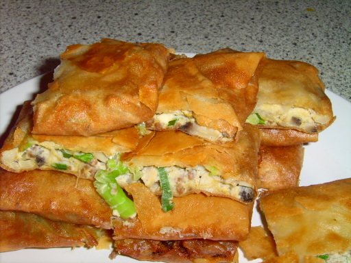 Indonesian Food Martabak Telor