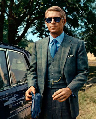 Steve McQueen wallpaper containing a business suit called McQueen