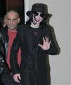 Michael And Fashion Designer, Christian Audigier - michael-jackson photo