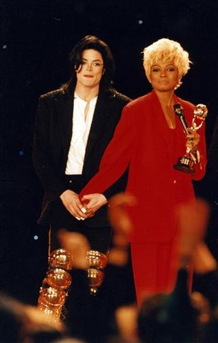 Michael And Friend, Diana Ross