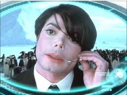 "Michael As One Of The Agents In The 2002 Motion Picture, ""MIB II"""