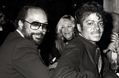 Michael and Quincy