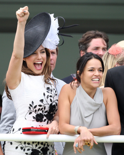 Michelle - Glorious Goodwood - Ladies Day, August 02, 2012