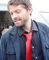 Misha at Van Con Cruise - misha-collins photo