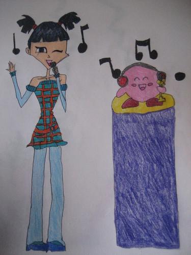 Musa and Kirby-Mic Kirby