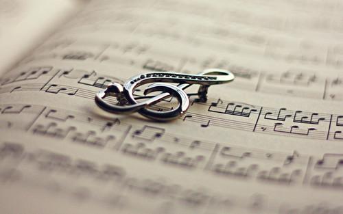সঙ্গীত দেওয়ালপত্র entitled সঙ্গীত