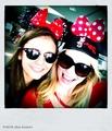 N&C @Disneyland