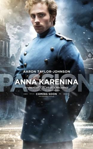 NEW Anna Karenina Characters posters