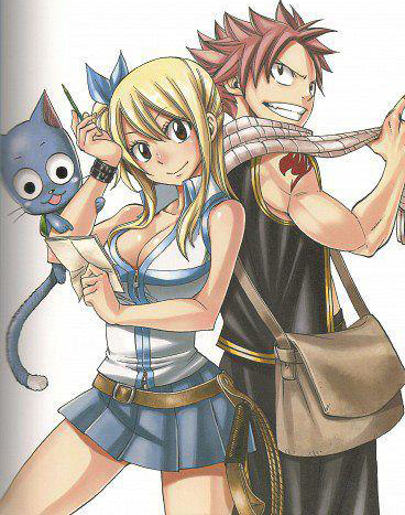 Nalu and Happy :D