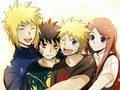 Namikaze with a new member.. *^* - kushina-uzumaki photo