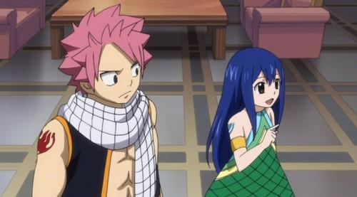 Natsu and Wendy