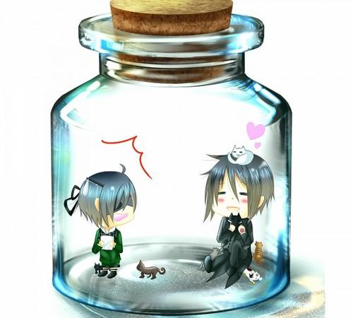 Nekos in a Jar