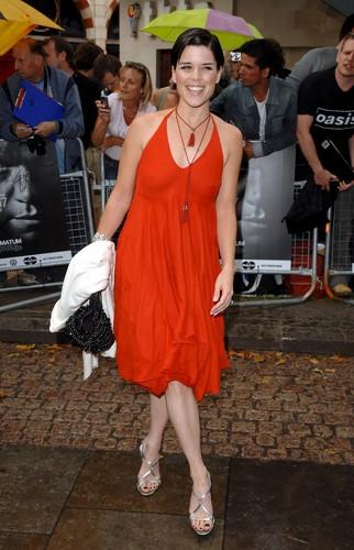 the premiere of The Bourne Ultimatum Leicester Square