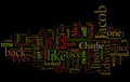 New Moon word cloud - critical-analysis-of-twilight photo