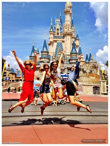 New Twitter pic - At Disney World in Florida on September 1st 2012 - {By Nina}.