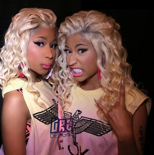 Nicki Minaj (Va Va Voom)