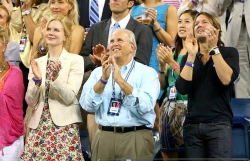 니콜 키드먼 바탕화면 called Nicole and Keith at the U.S. Open 2012