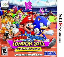 Nintendo 3DS version box cover.