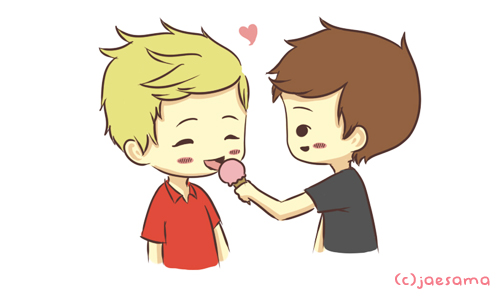 One Direction Обои possibly containing Аниме titled Nouis