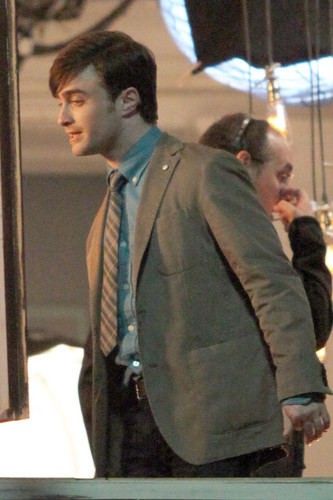 On the Set of The F-Word - August 29, 2012