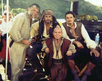 On the set of POTC1