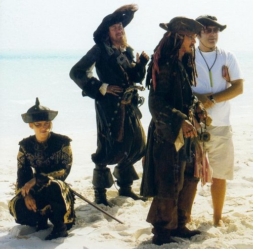 On the set of POTC3
