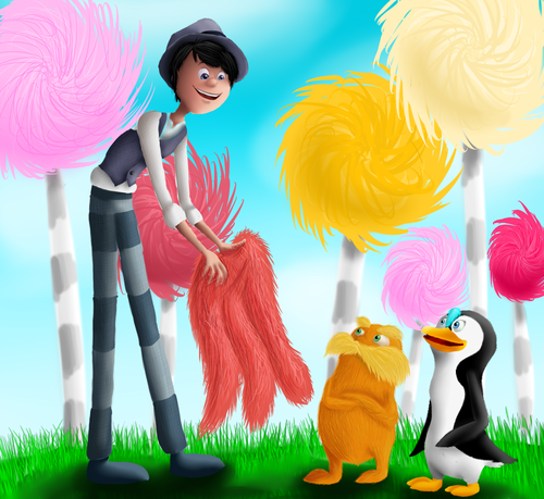 Oncie, Lorax and Jessy