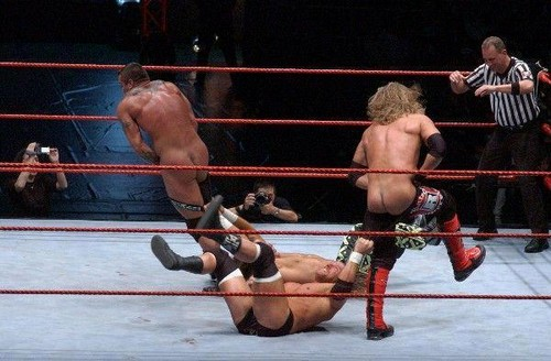 Orton and Edge