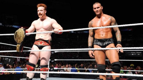 Orton and Sheamus vs Zigs and Del Rio