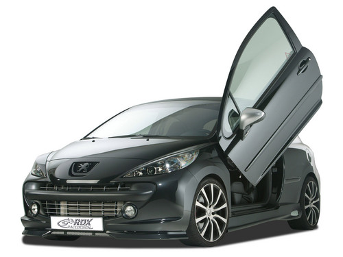 PEUGEOT 207 BY RDX RACE DESIGN