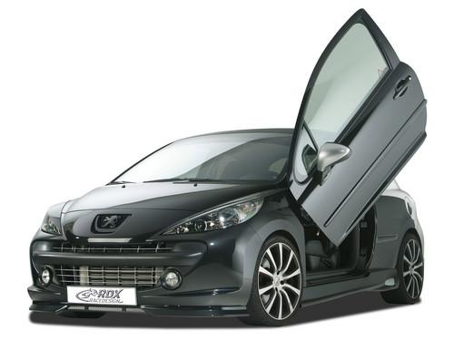 Peugeot 207 sejak RDX RACE Rekaan