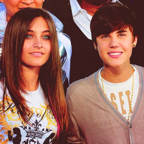 Paris Jackson and Justin Bieber ♥♥