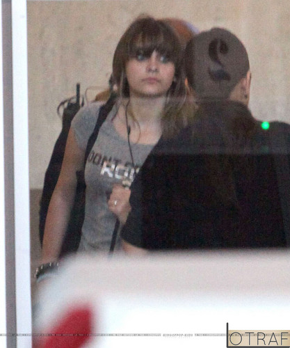 Paris Jackson at the airport ♥♥