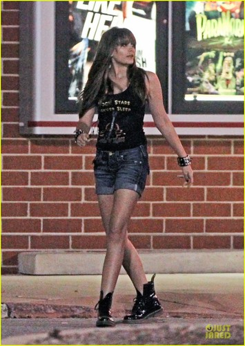 Paris Jackson in Gary, Indiana ♥♥