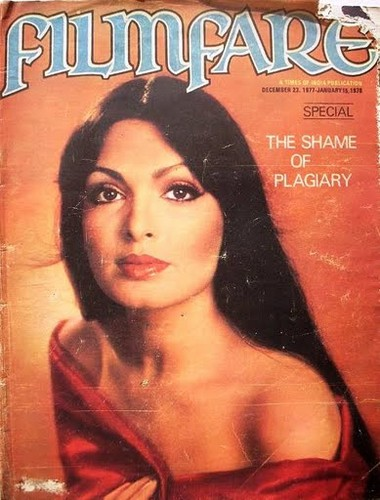 Parveen Babi (4 April 1949 – 20 January 2005