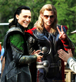 Peace - thorki photo