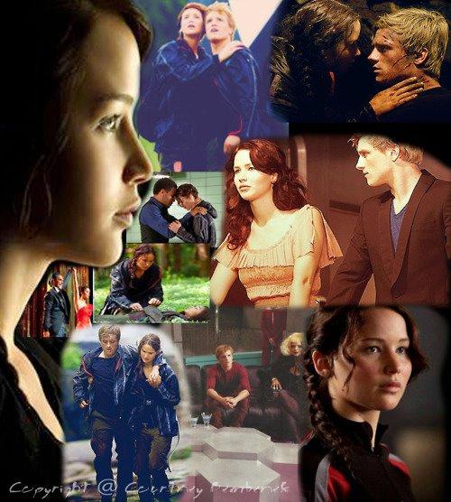 Peeta& Katniss