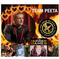 Peeta Mellark &lt;3 &lt;3 &lt;3 &lt;3 &lt;3 &lt;3  - peeta-mellark fan art