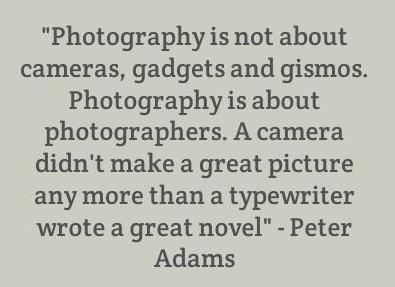 fotografía Quote