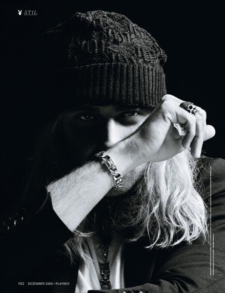 플레이보이 magazine photoshoot