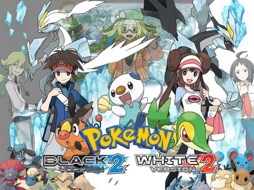 Pokemon black 2 white 2 wolpeyper
