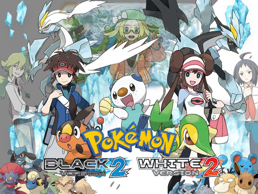 pokemon black version 2 white version 2 images pokemon black 2