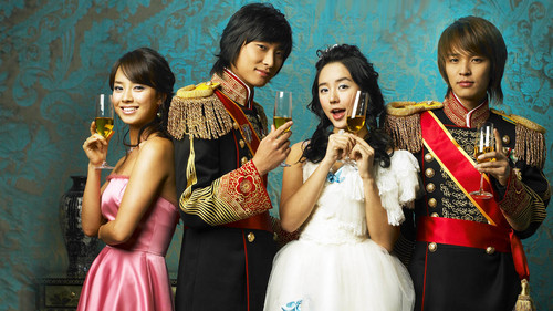 Princess Hours wallpaper containing a bridesmaid titled Princess Hours
