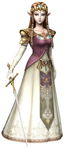 Princess Zelda(Twilight Princess)
