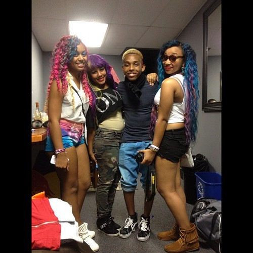 omg girlz and mindless behavior dating sim